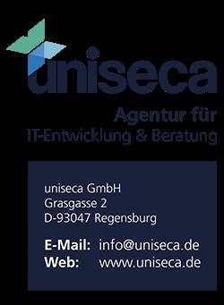webdesign by uniseca GmbH - Agentur für IT-Entwicklung und Beratung